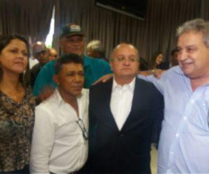 Prefeito Bolinha eufórico com a segunda visita do governador em menos de um ano