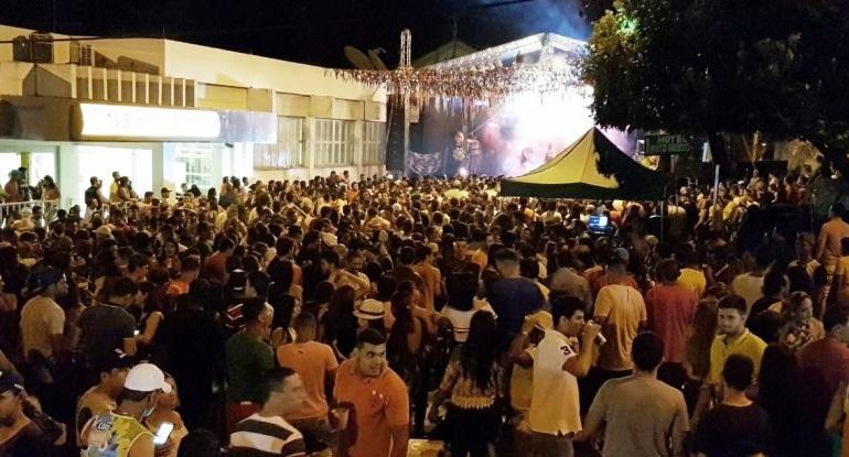 Carnaval da paz e alegria recebeu turistas de diversas regiões do país