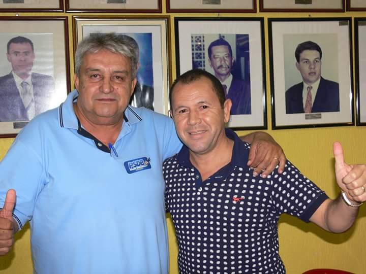 Prefeito e vice viajam terça-feira para Brasília em busca de recursos para o Município