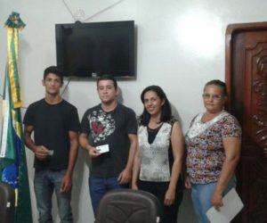 Junta Militar de Guiratinga entregou credenciais de dispensa