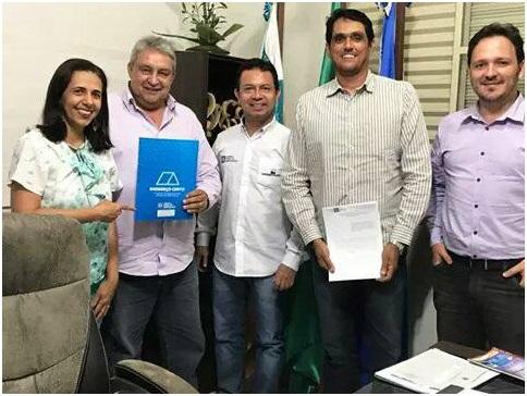 Programa Desenvolve MT, beneficiará Mutuários das COHABs Serrano e Garça Branca.