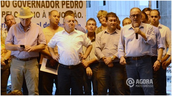 Prefeito destaca que obras e Unemat são legados do Governo para Rondonópolis