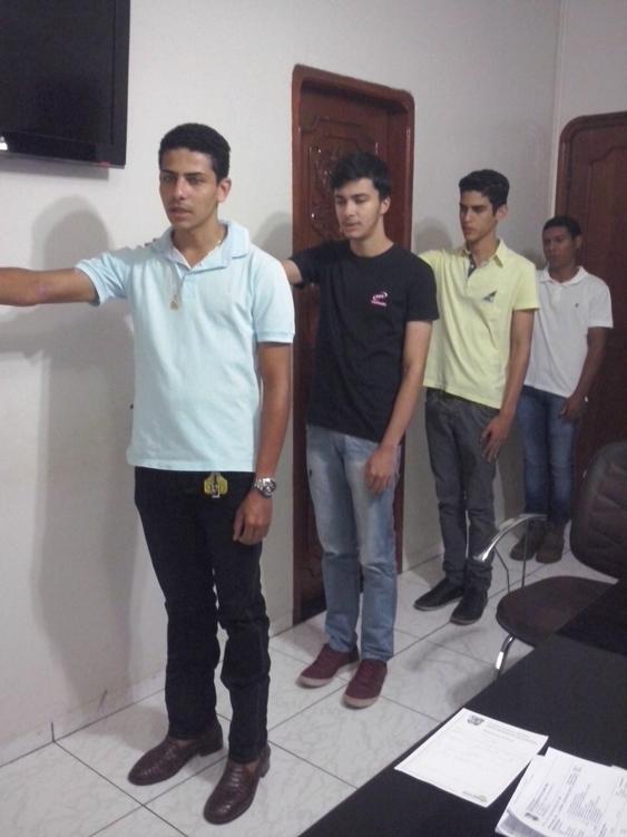 Junta Militar realizou entregas de Dispensas de Corporação
