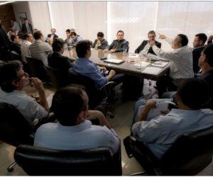 Governo e Assembléia constroem plano emergencial para a Saúde