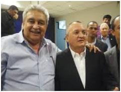 Pedro Taques lança oficialmente o asfaltamento da MT-110