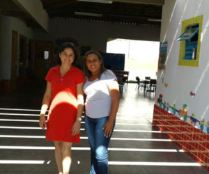 Creche Isolina Barros integrando o Sistema de Ensino de Qualidade