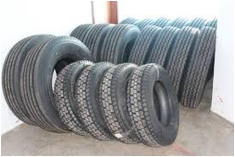 Prefeitura adquire pneus novos para atender a frota escolar