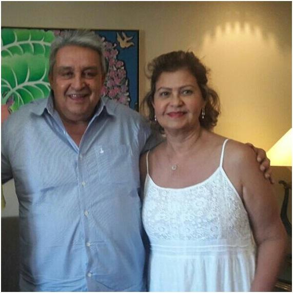 Bolinha solicitou de Teté Bezerra apoio para o Turismo