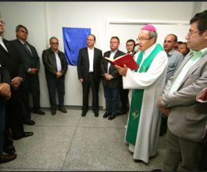 Secretário de Saúde  Fábio participou de inauguração da maternidade da Santa Casa de Misericórdia de Rondonópolis
