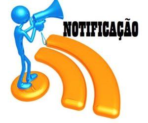 Secretaria Municipal de Assistência Social divulga Aviso de Notificação