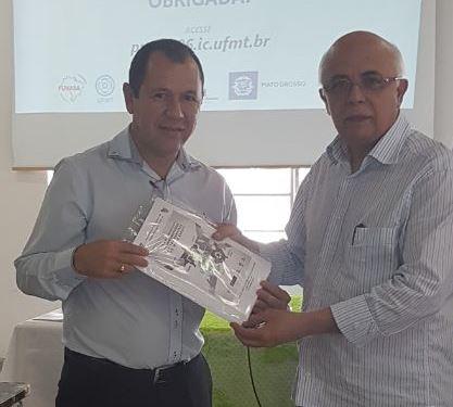 Guiratinga recebe o Plano Municipal de Saneamento Básico em Conferência Pública