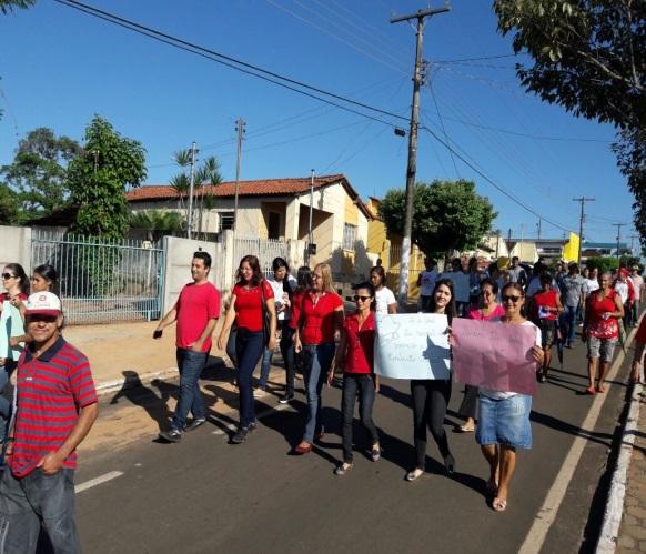 Caminhada de Prevenção e Combate à Hipertensão