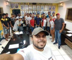 Projeto do Velocross de autoria do presidente da Câmara Luiz Mário em destaque