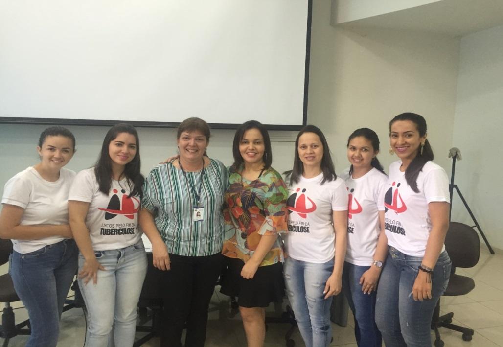 Enfermeiras participam de Oficinas de Ações contra a Tuberculose