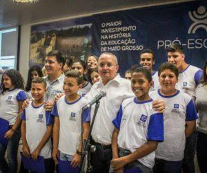 Projeto Anjos da Escola será implantado em Guiratinga