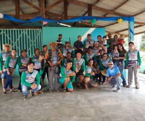 Fernandinho realiza vistoria no campo de Futebol e no sistema de abastecimento de água do distrito de Vila Nova
