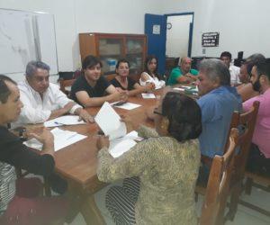 Prefeito reúne Secretários para discutir programação do Aniversário da Cidade