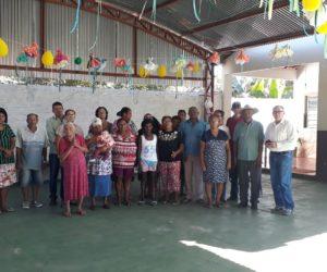 Projeto Acolher no Patronato São José e PSF II