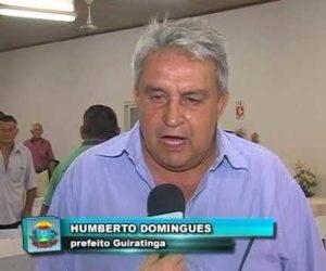 Um ano e sete meses da gestão do Prefeito Humberto Bolinha foi comemorado com muito entusiasmo pela população