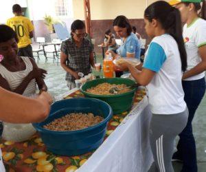 Projeto Acolher no Patronato São José