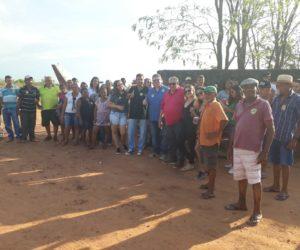 Deputado Guilherme Maluf esteve em Guiratinga