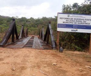 Ponte da Região da Taboca Concluída