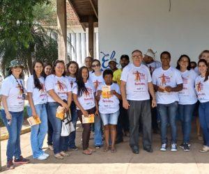 Saúde Municipal encerrou com palestra e caminhada o Setembro Amarelo