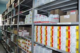 Prefeito Bolinha ordena compra de medicamentos para a Farmácia Municipal