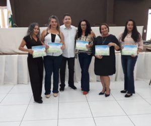 Com apoio da Ação Social Conselheiras Tutelares participaram de curso de capacitação Sobre o combate as drogas e abuso sexual de menores.