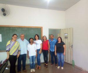Guiratinga recebeu Visita Técnica da equipe Pró-Familia