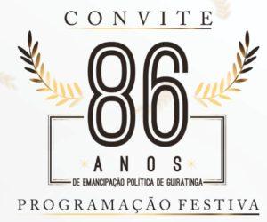 86 Anos de Emancipação Política de Guiratinga