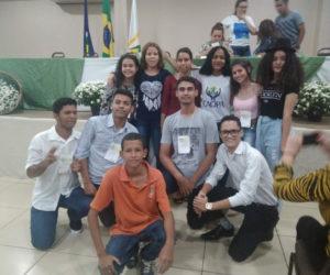 Delegados eleitos na Conferência Municipal dos Direitos da Criança e do Adolescente participam da X Conferência Estadual dos Direitos da Criança e do Adolescente