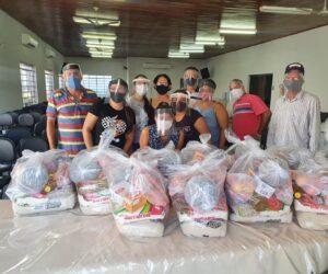 Secretaria Municipal de Educação realiza entrega de alimentos à comunidade escolar